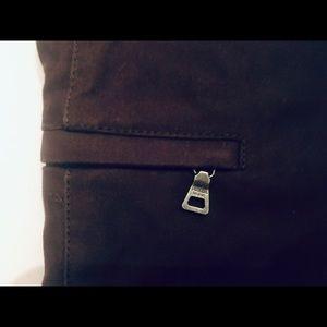 EUC Prada pants straight leg cotton cargo